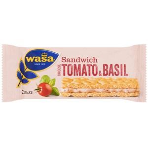 Wasa delicate crisp of sandwich