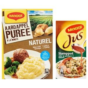 Maggi puree of jus