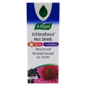 A. Vogel echinaforte hot drink met vlierbes