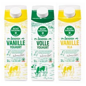 SPAR echt dichtbij yoghurt of vla