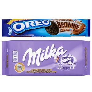 Milka of Oreo