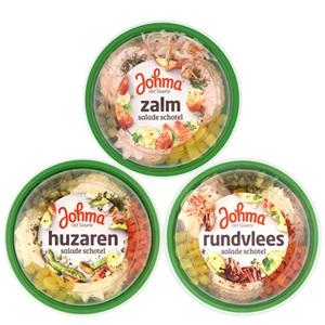 Johma huzaren-, zalm- of rundvleesschotel
