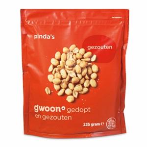 g'woon pinda's