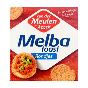 van der Meulen Melba toast