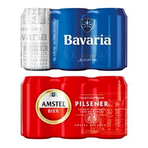 Amstel, Bud of Bavaria pils