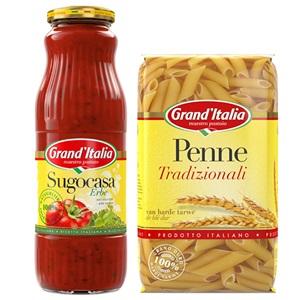 Grand' Italia saus of pasta tradizionali