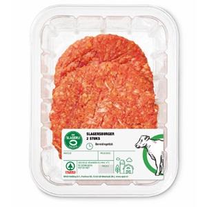 SPAR slagerburger