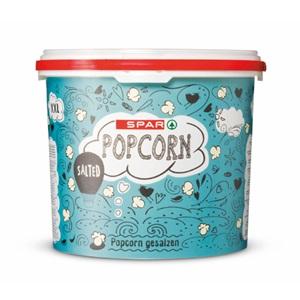 SPAR popcorn