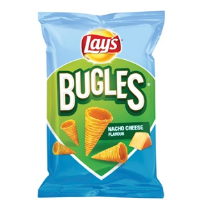 Cheetos, Lay's superchips of Bugles