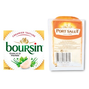 Boursin of Port Salut