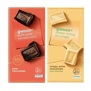 g'woon chocolade