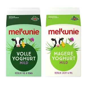 Melkunie yoghurt