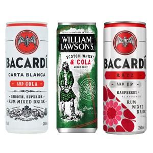 Bacardi of William Lawson's