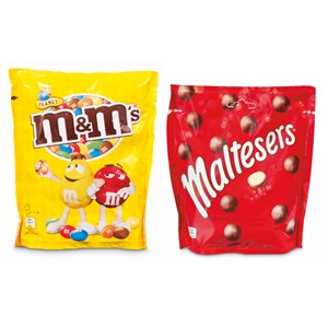 M&M of Maltesers