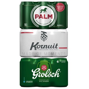 Grolsch, Kornuit pils of Palm