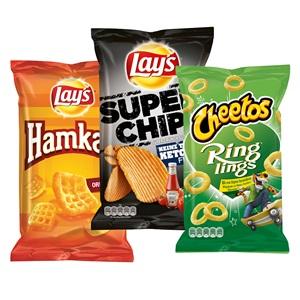 Lay's, Cheetos of Hamka's