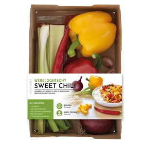 sweet chili pakket