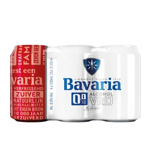 Bavaria, Alfa, Warsteiner of Gulpener