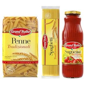 Grand'Italia pasta tradizionali of Sugocasa