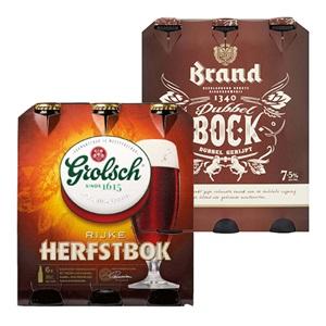 Grolsch, Brand of Hertog Jan herfstbok