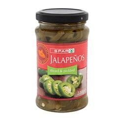 SPAR green jalapenos