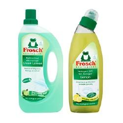 Frosch eco afwas of reinigers