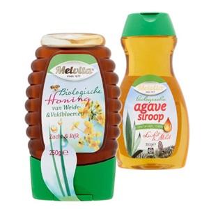 Melvita honing of agave siroop