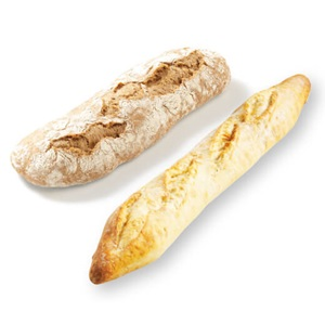 SPAR parisienne of pain d'antan