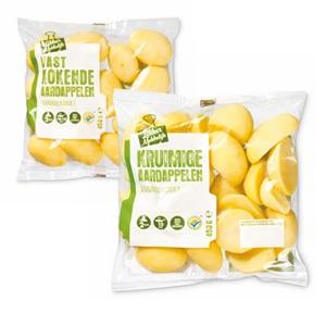 kruimige of vastkokende aardappelen