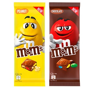 M&M's repen