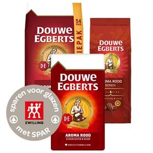Douwe Egberts bonen, snelfilter of pads