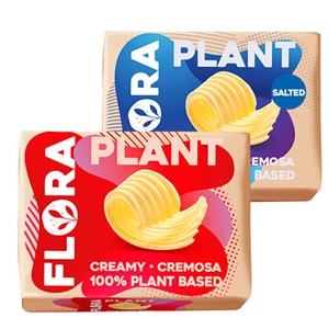 Flora plantaardige boter
