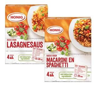 Honig maaltijdmix of pasta
