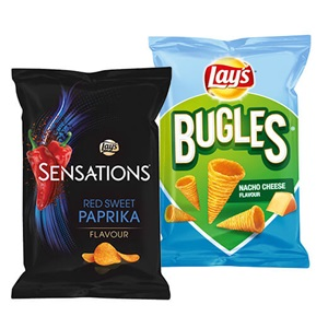 Lay's Oven, Sensations of Bugles