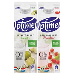 Optimel drinkyoghurt