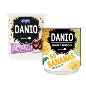 Danio kwark of luchtige kwark