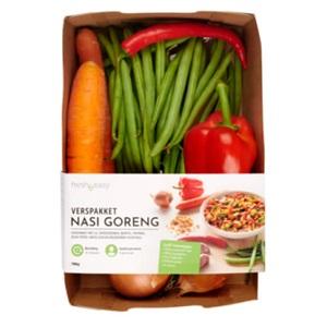 Verspakket couscous of nasi goreng