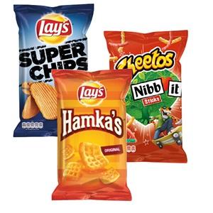 Lay's Superchips, Hamka's of Cheetos