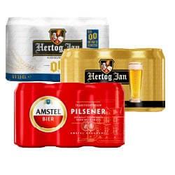 Hertog Jan of Amstel pils
