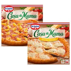 Dr. Oetker Casa di Mama pizza