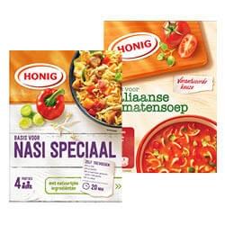 Honig soep of maaltijd kruidenmix