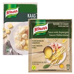 Knorr mixen of sauzen