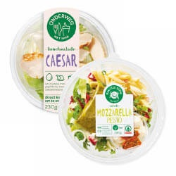 SPAR lunchsalade ceasar kip of mozzarella