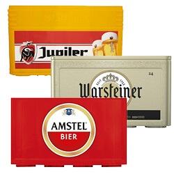 Amstel, Jupiler of Warsteiner pils