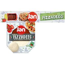 Jan bolletje pizzadeeg of pizzakit met tomatensaus