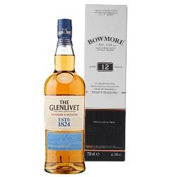 The Glenlivet of Bowmore