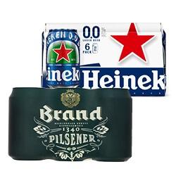 Heineken of Brand pils