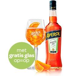 Aperol of Crodino