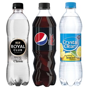 Pepsi, Royal Club of Crystal Clear