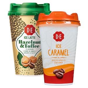 Douwe Egberts ijskoffie